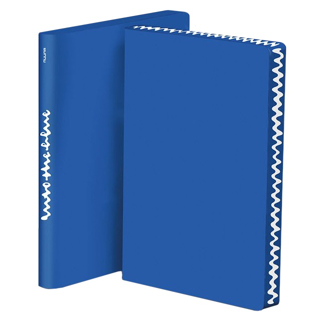 Notebook Graphic Fame L Into The Blue i gruppen  Papir & Blokk / Skrive og ta notater / Notisbøker hos Pen Store (104869)