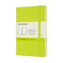 Classic Hardcover Pocket Lemon Green