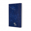Hardcover Large Harry Potter Blue