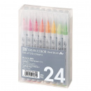 Clean Color Real Brush 24-set