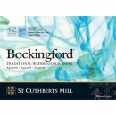Bockingford Akvarellblokk 300g 360x260mm CP/NOT