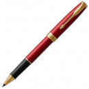 Sonnet Red/Gold Rollerball