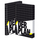 Notebook Graphic L - Der Plan